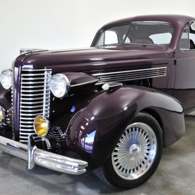 1938 Buick Custom Coupe