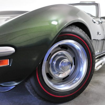 1969 Corvette Berger Green