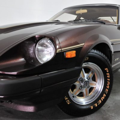 1983 Datsun 280 zx Brown